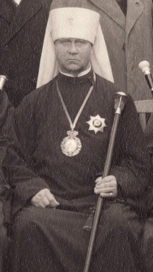 1937_10_05  Herman Haav Petseris Nikolai Leismani 75 juubelil