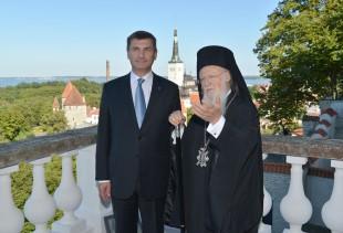 2013 09 05 Kohtumine peaminister Andrus Ansipiga