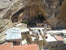Püha Tekla klooster Maaloulas