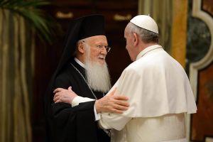 Paavst ja patriarh