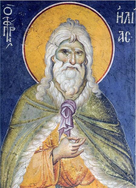 Prohvet Eelija ikoon