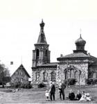 Läänemaa Mäemõisa Püha Nikolause 04n EAÕK 1896 - vana foto