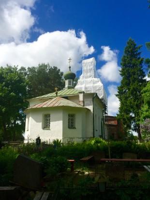 Saatse kirik tellingutes (idast)