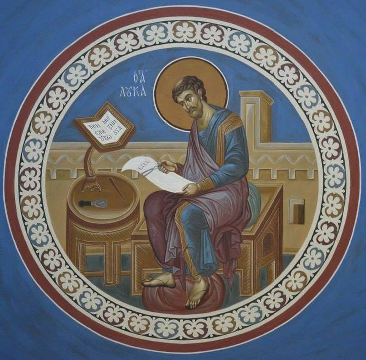 Evangelist Luukas 3