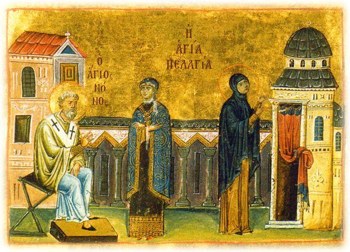 Püha Pelagia