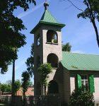 Kiviõli Jumalaema kaitsmise kirik