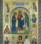 märtrid ja pühakid