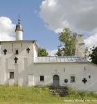 Irboska Nikolai kirik irboska maalinnusel