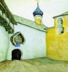 Pskov_Pechory_Monastery_1907