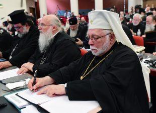 Οι εργασίες της Αγίας και Μεγάλης Συνόδου συνεχίζονται στην Κρήτη