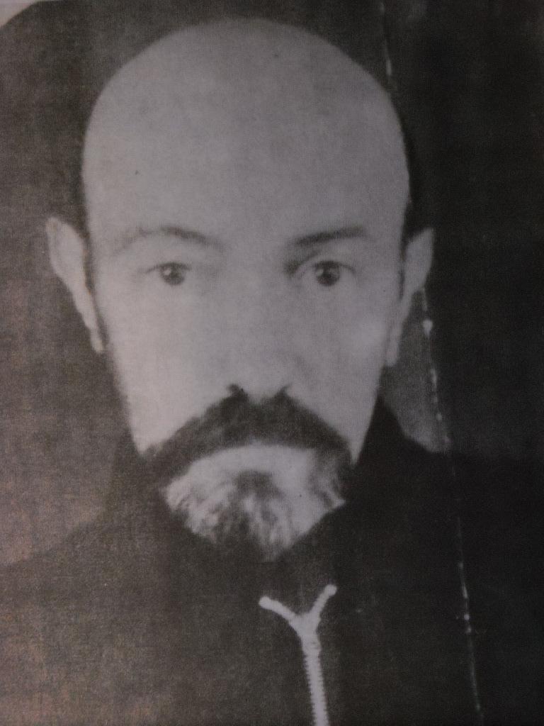 preester Serafim Uljanov vanglas
