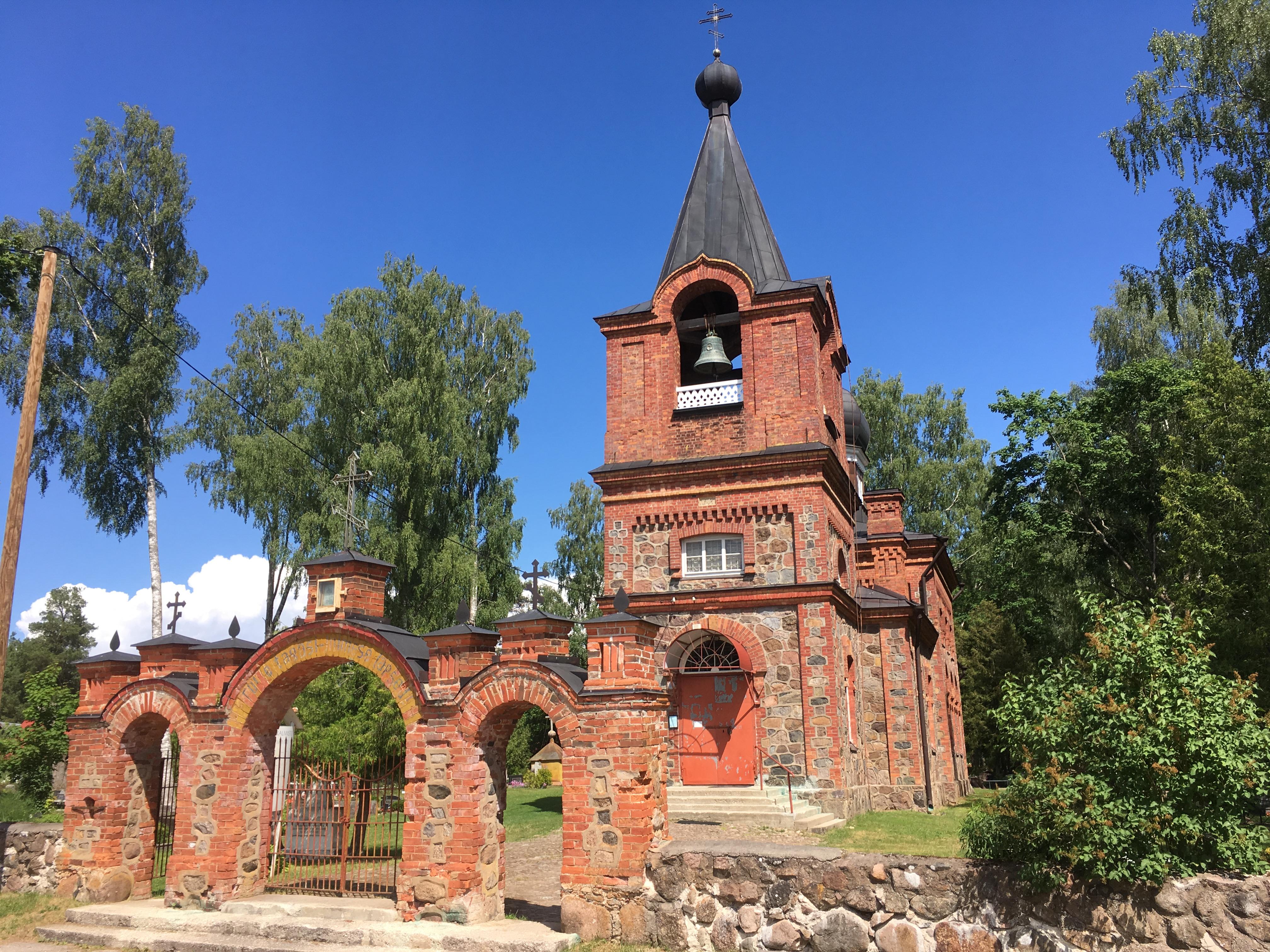 2018 06 15 Värska kirik