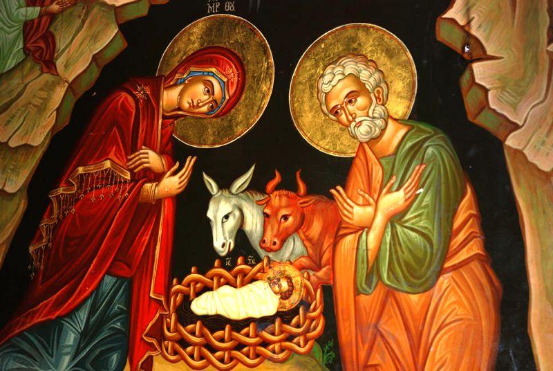 Kristuse sündimine