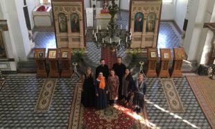Tartu Pühade Aleksandrite Koguduse koor